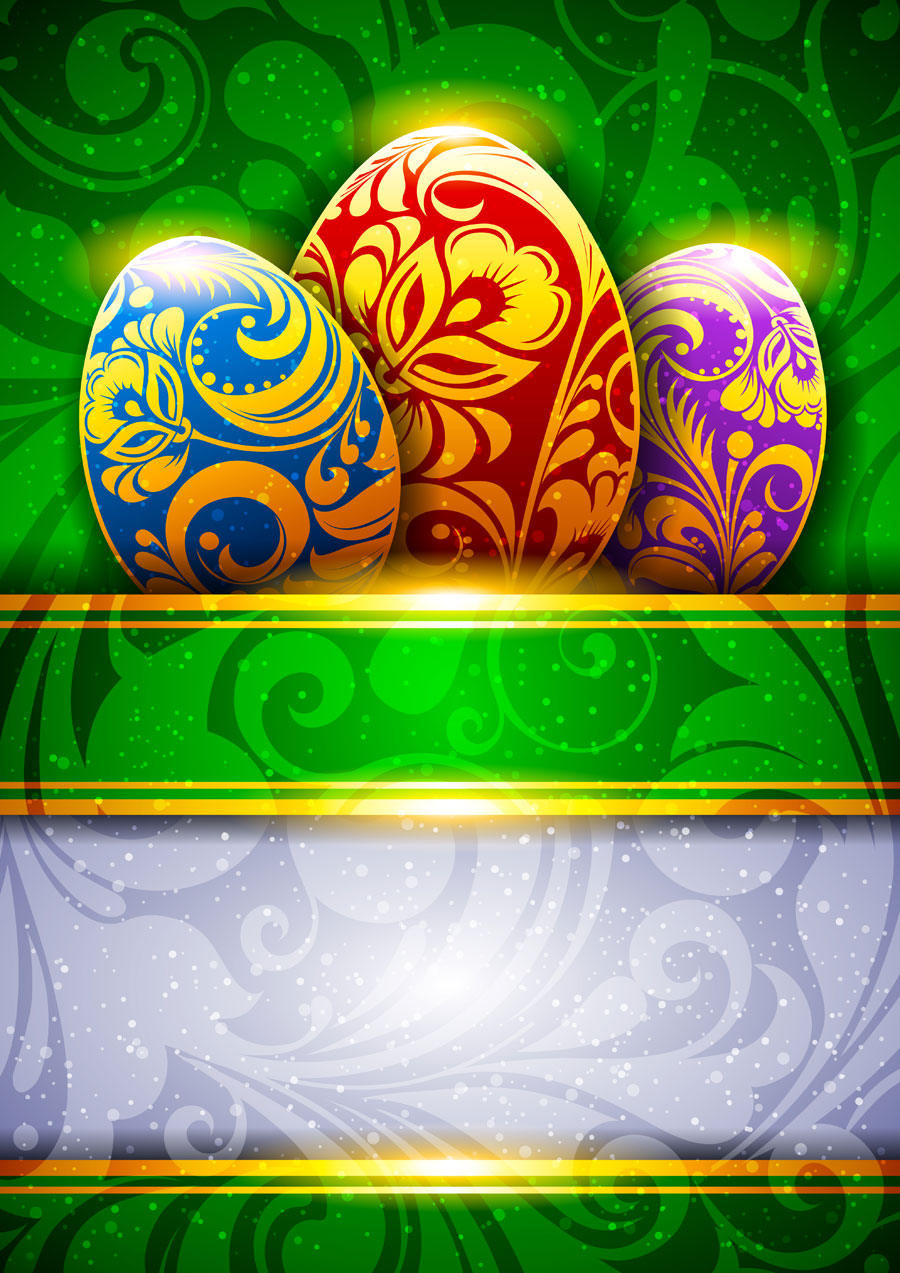 Happy Easter 36 Free Vector Graphic Download