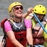 Cheesman white water rafting