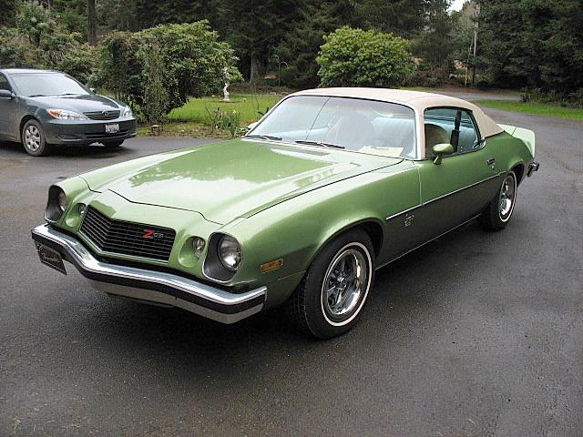 1974_Chevy_Camaro_Z28