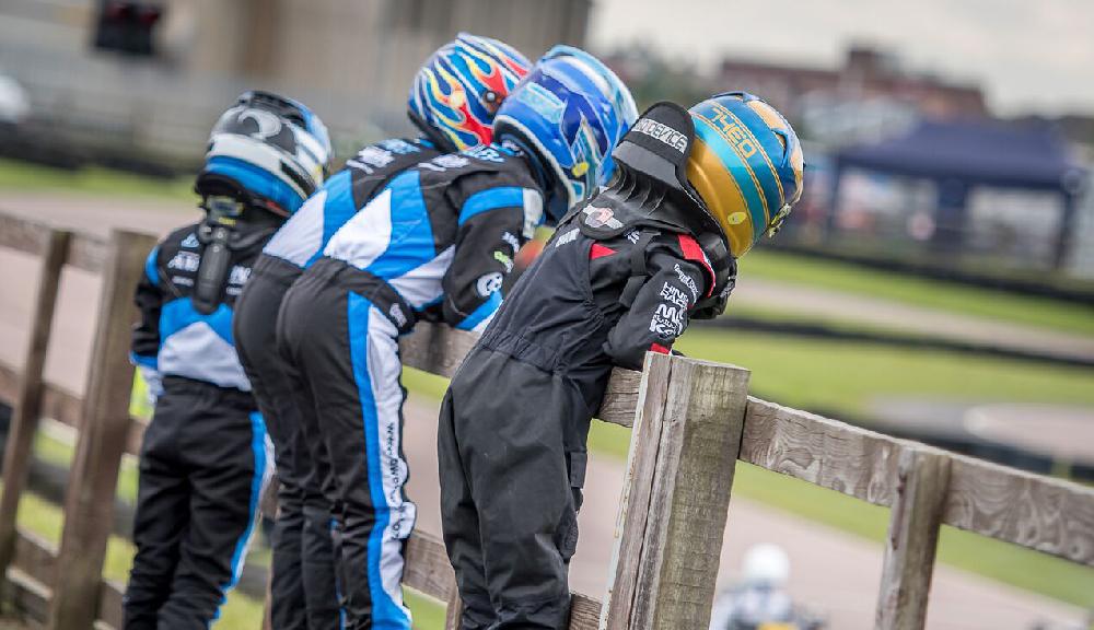 A Great P6 at the National Karting Championships Honda Cadet '0' Plate