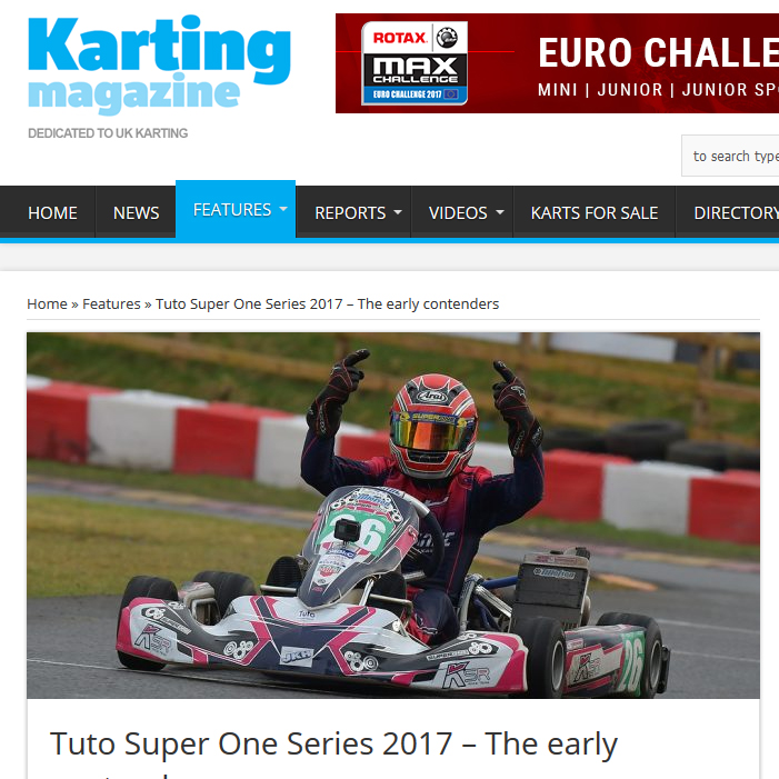 Tuto Super One Series 2017 – The early contenders