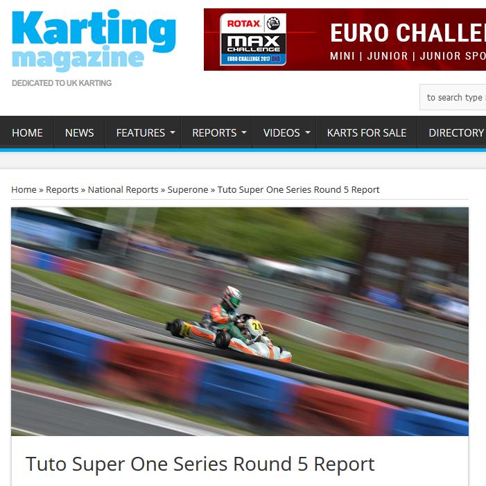 Tuto Super One Series Round 5 Report