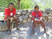 Barefoot Running Tarahumara Women