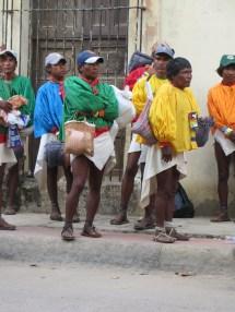 Caballo Blanco Tarahumara