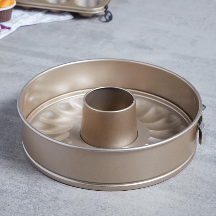 decatur springform 2 piece cake pan set 26 cm