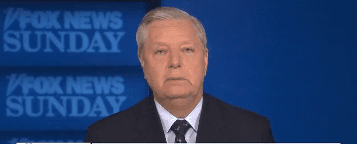 Watch: Sen. Graham Sends Shockwaves Through The Dems Over What Happens Should The GOP Control Of House, 'I Don't Know How Kamala Harris Doesn't Get…