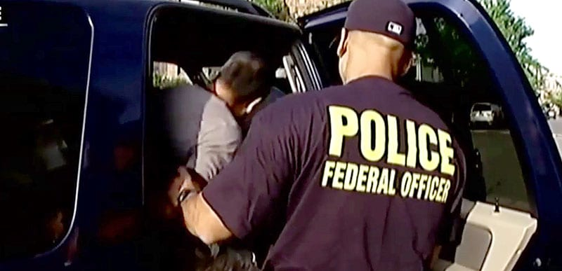 ICE officers will need to ask permission before arresting many illegals