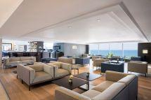 Lobby Lounge Bar Sheraton Tel Aviv Hotel