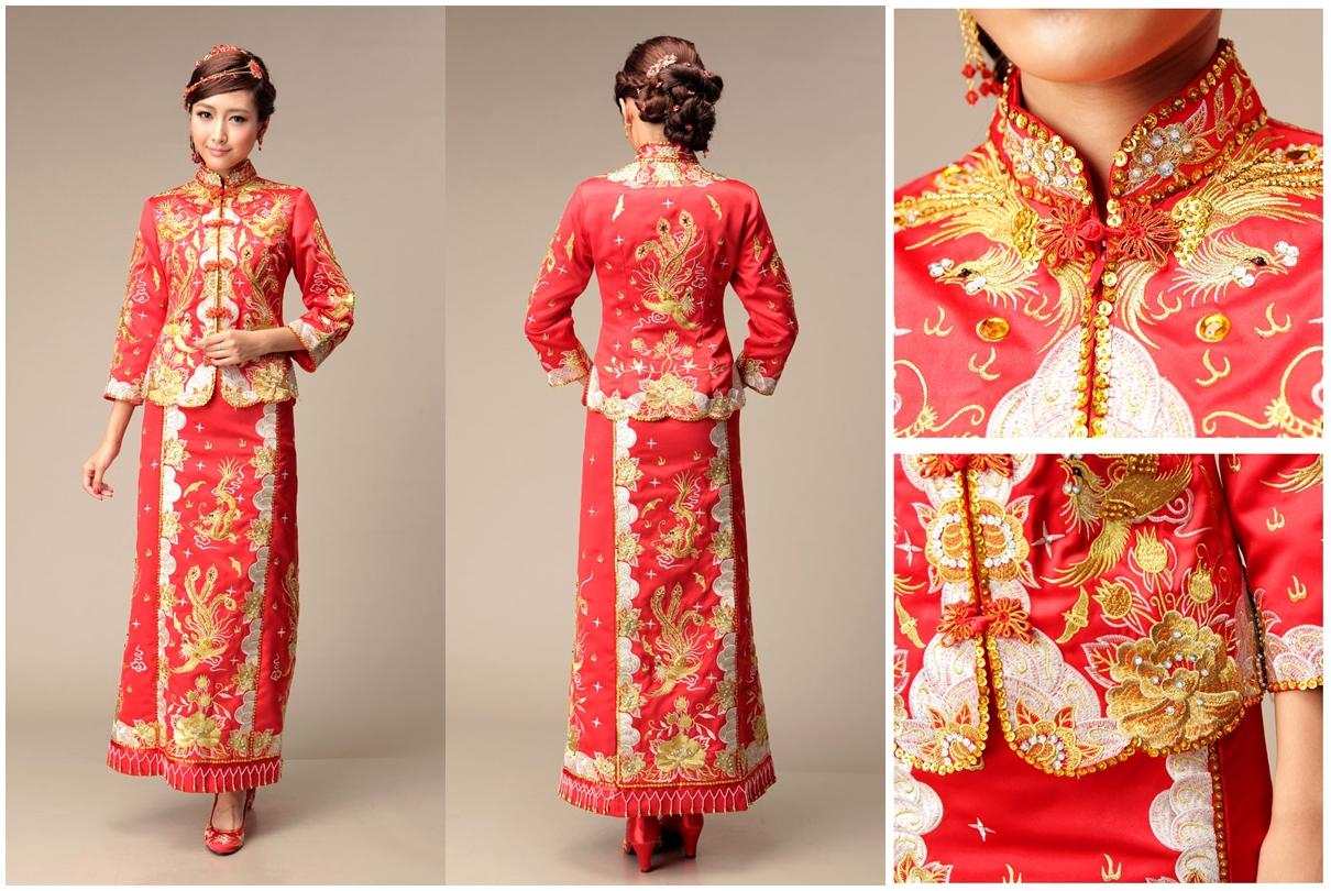 Chinese Traditional Wedding Bridal Go (end 2/3/2016 4:15 PM