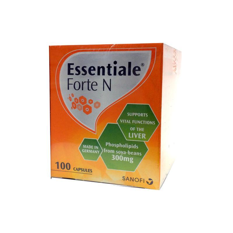 ESSENTIALE FORTE N 100S (Liv (end 10/14/2017 8:20 PM - MYT )