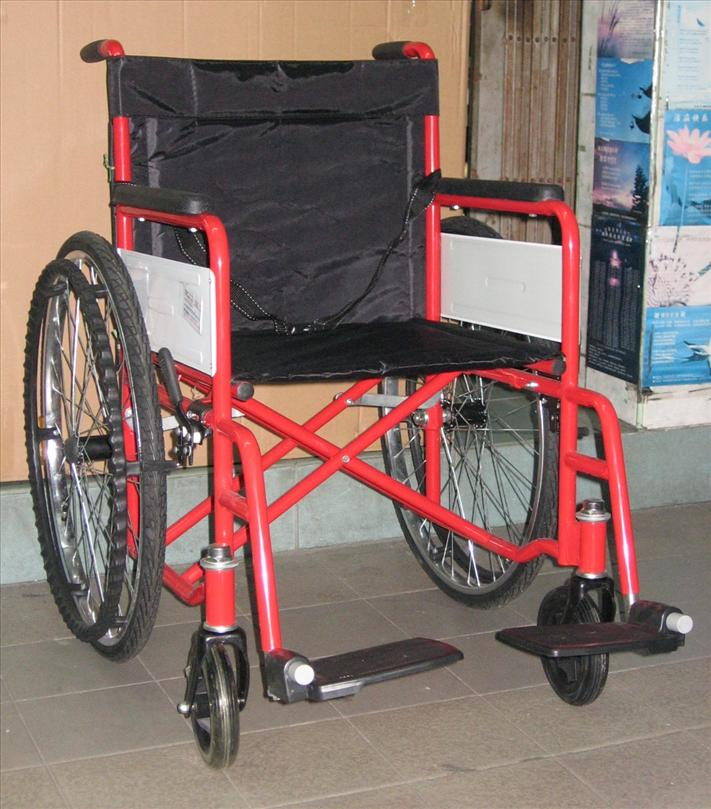 Kerusi roda wheelchair Kelantan cheap economic low price