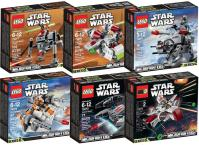 Favorite MicroFighters - LEGO Star Wars - Eurobricks Forums