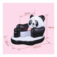 Panda Baby Inflatable Chair S (end 2/23/2018 3:15 PM - MYT )