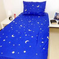 Single Fitted Cadar Bedsheet Bedding (end 8/5/2017 11:15 PM)