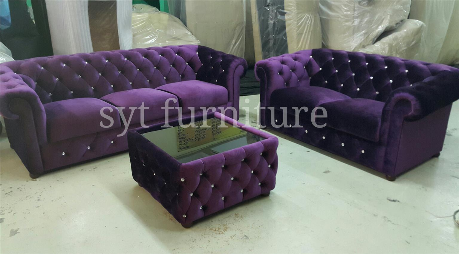 sofa furniture sale malaysia inflatable bed the range chesterfield velvet 2 433 end 11 2016 6 23 pm myt