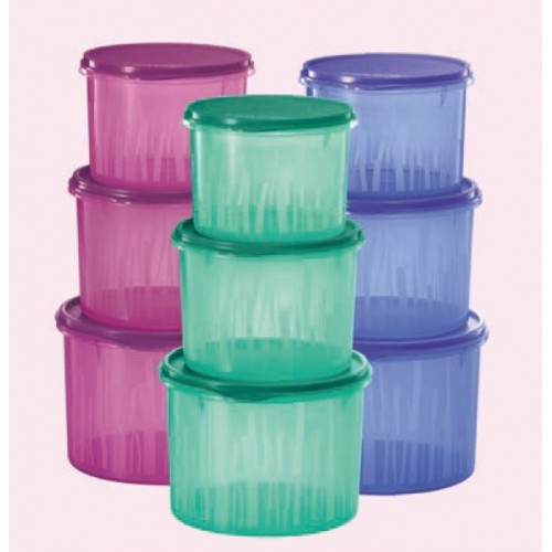 Tupperware Textured Canister (end 8/8/2018 10:37 PM - MYT )