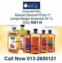 Lampe Berger Oil 1 Litre Chypre Sale (end 3/23/2017 8:42 PM)