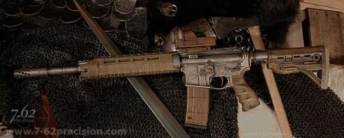 Viking rifle.