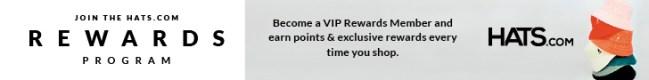 Join the Hats.com Rewards Program