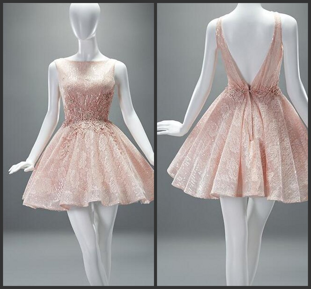 Simple Homecoming Dress,Homecoming Dresses,Modest