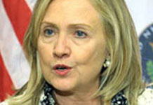 Hillary Clinton, U.S. secretary of state