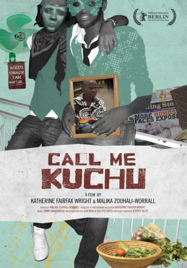 "Poster for ""Call Me Kuchu"""