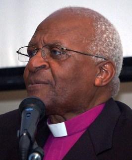 Archbishop Desmond Tutu (Photo via WikiCommons Media)