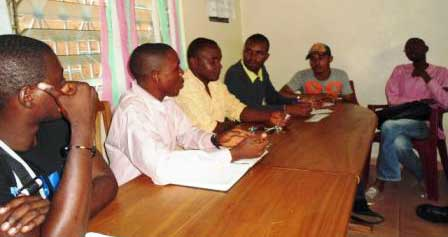 IDAHO panel discussion in Yaounde (Photo by Eric Lembembe)