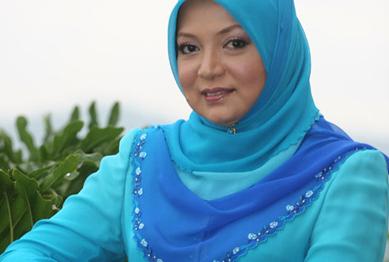 Mashitah Ibrahim, deputy minister (Photo courtesy of Free Malaysia Today)