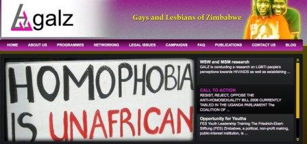 GALZ website