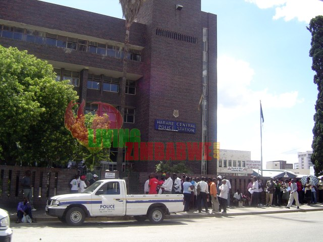 Harare Central Police Station