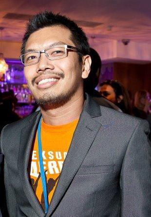 Pang Khee Teik (Photo by Alastair Hudson via Facebook)