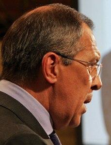 Sergei Lavrov, Russian foreign minister (Photo by Kai Mork via Wikimedia Commons)