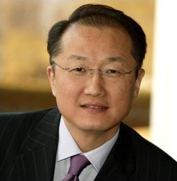 Jim Yong Kim, president of the World Bank (Photo via Wikimedia Commons)