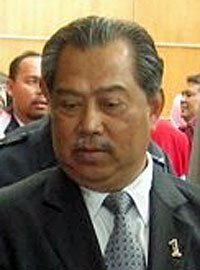 Muhyiddin Yassin (Photo by Dinda Lopez via Wikimedia Commons)