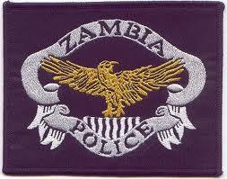 Zambia police insignia