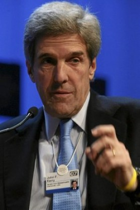 U.S. Secretary of State John Kerry (2007 photo courtesy of Wikimedia Commons)