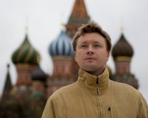 Nikolai Alekseyev (Photo courtesy of Twitter)