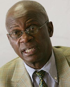 Patrick Chinamasa (Photo courtesy of News24.com)