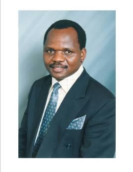 The Rev. Pukuta Mwanza (Photo courtesy of his blog.)