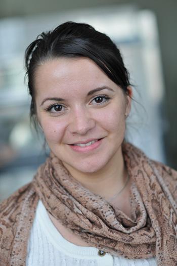 Anastasia Smirnova (Photo courtesy of Civil Rights Defenders)