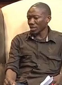 Paul Kasonkomona (Photo courtesy of Muvi TV)