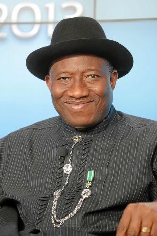 Nigerian President Goodluck Jonathan (Photo courtesy of Wikimedia Commons)