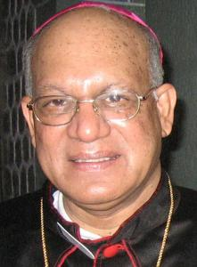 Cardinal Oswald Gracias of Mumbai (Photo courtesy of Wikimedia Commons)