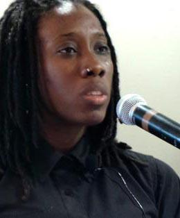 Donnya Piggott (Photo courtesy of Barbados Today)