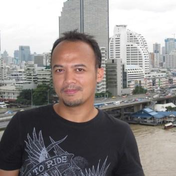 Tono Permana (Public Photo courtesy Google+)
