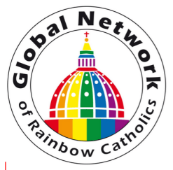 Logo of the Global Network of Rainbow Catholics
