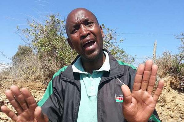 The Rev. John Gachau (Photo by Boniface Mwangi courtesy of Nation Media Group)