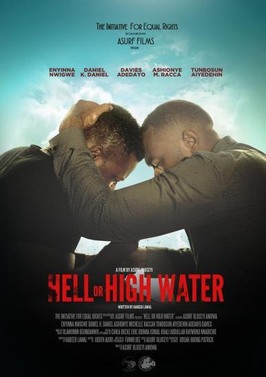 """Poster for """"Hell or High Water"""""""
