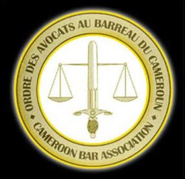 Logo of the Cameroon Bar Association.